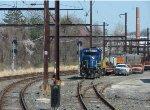 Septa wire train