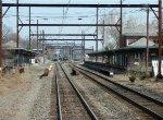 SEPTA-CSX track realignment