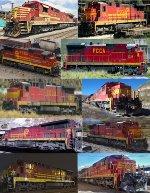 FCCA Locomotives