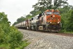 BNSF 6739 Heads up the H-GALSTL.
