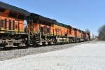 BNSF 3856 Roster.