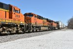 BNSF 6731 Roster.