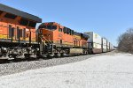 BNSF 4233 Roster.