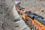BNSF 8157 Roster.