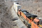 BNSF 4812 Roster.