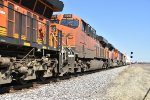 BNSF 7012 Roster.