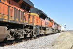 BNSF 9119 Roster.