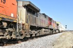 BNSF 4704 Roster.