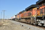 BNSF 7267 Roster.