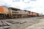 BNSF 661 Roster.