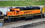 BNSF 2848