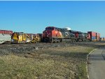 CN 2869, CN 2832, and CN 68530 (former WC 315)