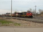 CN 2675 and BCOL 4625