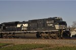 NS 7308 On NS I 15 Eastbound