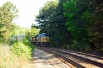 Q211 on the siding at Slighs