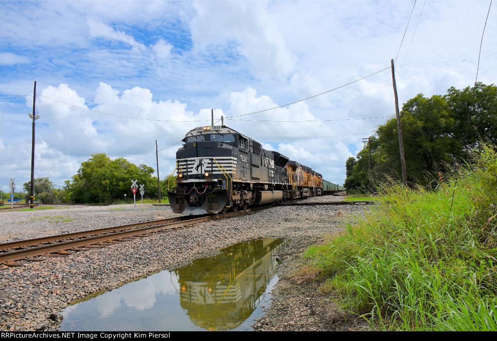 NS 7232 Flatonia Crossing