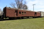 New York Central Baggage Car 5015