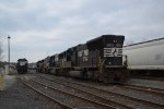 NS 2638 / Norfolk Southern's Abrams Yard