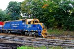 NECR 3857 still in Blue and Gold