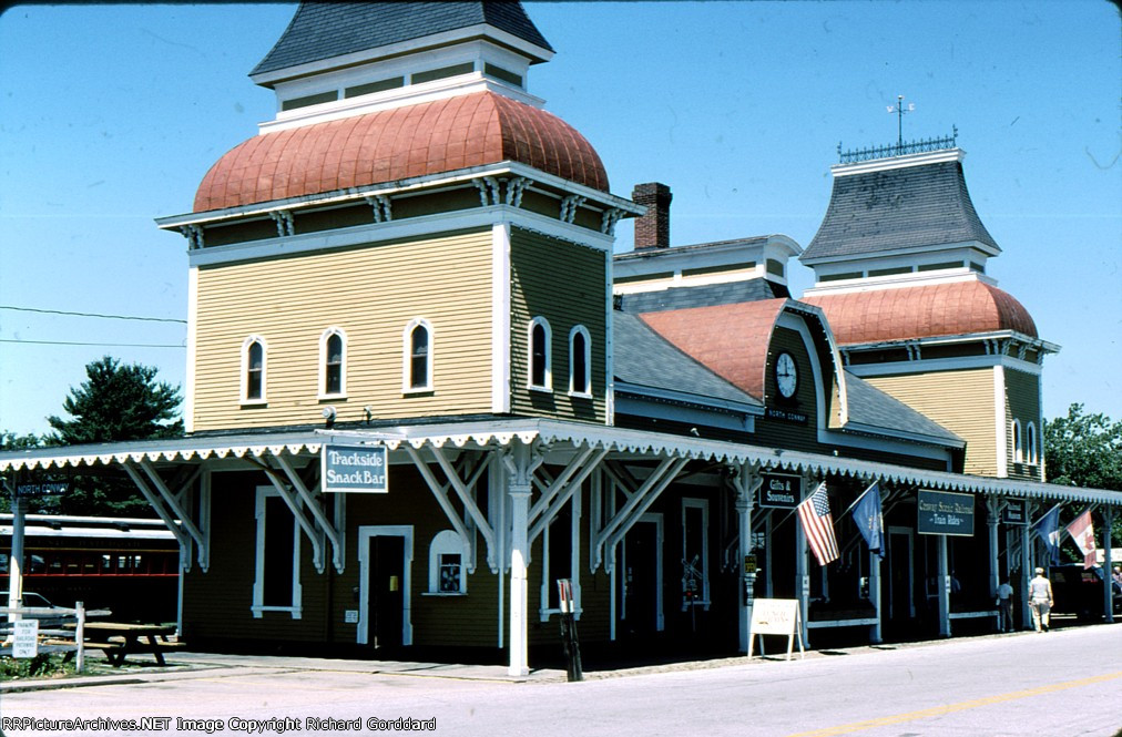 Station at Conway