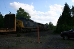 Trailing Engine On Q409