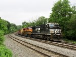 NS 9938 and KCSM 4713