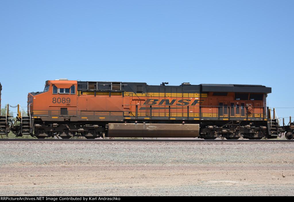 BNSF 8089