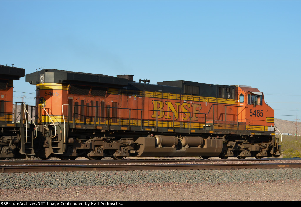 BNSF 5465