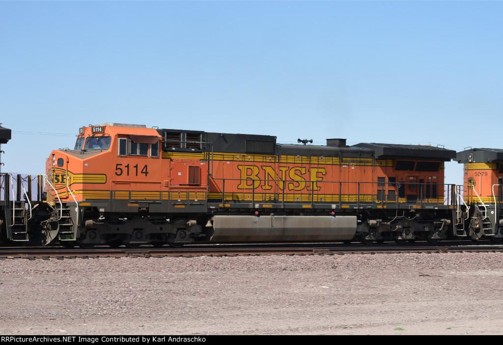 BNSF 5114