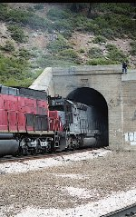 Head end power enters Tunnel 13
