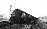 WB at Chilcoot siding