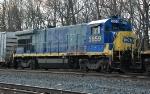 CSX 5859 on Q434