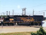 UP SD40T-2 #8622 (ex-DRGW)