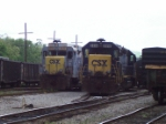 CSX 2316 and 2242