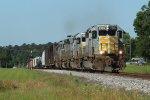 KCS Train 101 - Northbound Run