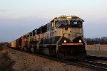 BNSF 9692 West