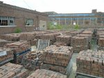 on Wallace Street, these couple of Purington brick piles are sitting