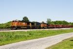 BNSF 5340, CSX 573, BNSF 4055