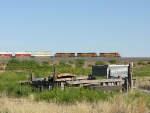 BNSF 4491  5078  and  4634