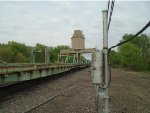 Coaling Tower from down the tracks abit
