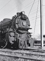 PRR 5379, K-4S, 1953