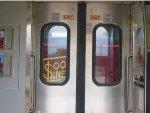 AMTK 800039 through a Metrolink