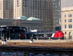 CN L549 at Union Station