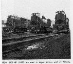 """""""Modern Railroads,"""" Page 54, 1956"""
