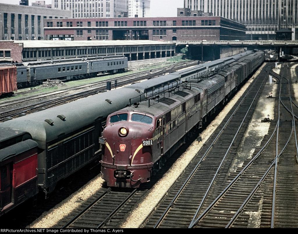 PRR 5901, EP-20, c. 1960