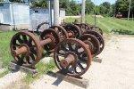 Wheels from Lackawanna #3001