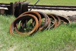 steel tires from Lackawanna #3001