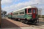 North Shore Line Train