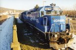 CR GP40-2 3276 Corning NY