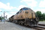 UP 7133 leads the IAVSA at Tower 26